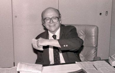 Harvey Pack - Photo Courtesy of NYRA