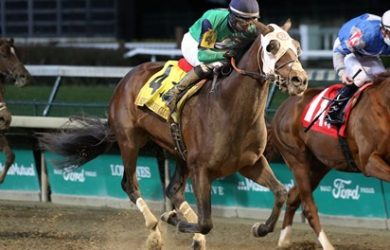 Keepmeinmind at Churchill Downs - Photo Courtesy of Coady Photography