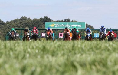 Kentucky Downs - Photo Courtesy of themintgaming